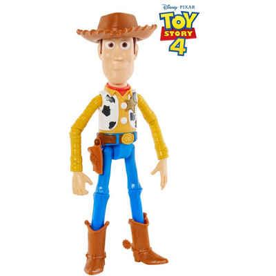 Mattel® Sammelfigur »Mattel GGX34 - Toy Story 4 - Sheriff Woody Actionf«