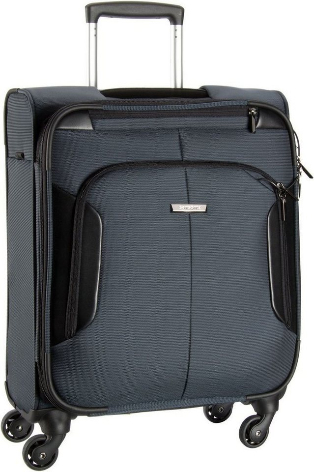 Samsonite XBR Mobile Office Spinner 55 in Grey/Black