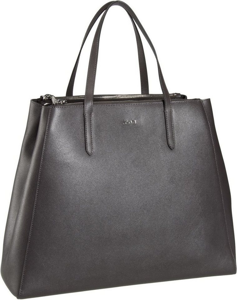 Joop Diana Pure Handbag Large in Dark Grey