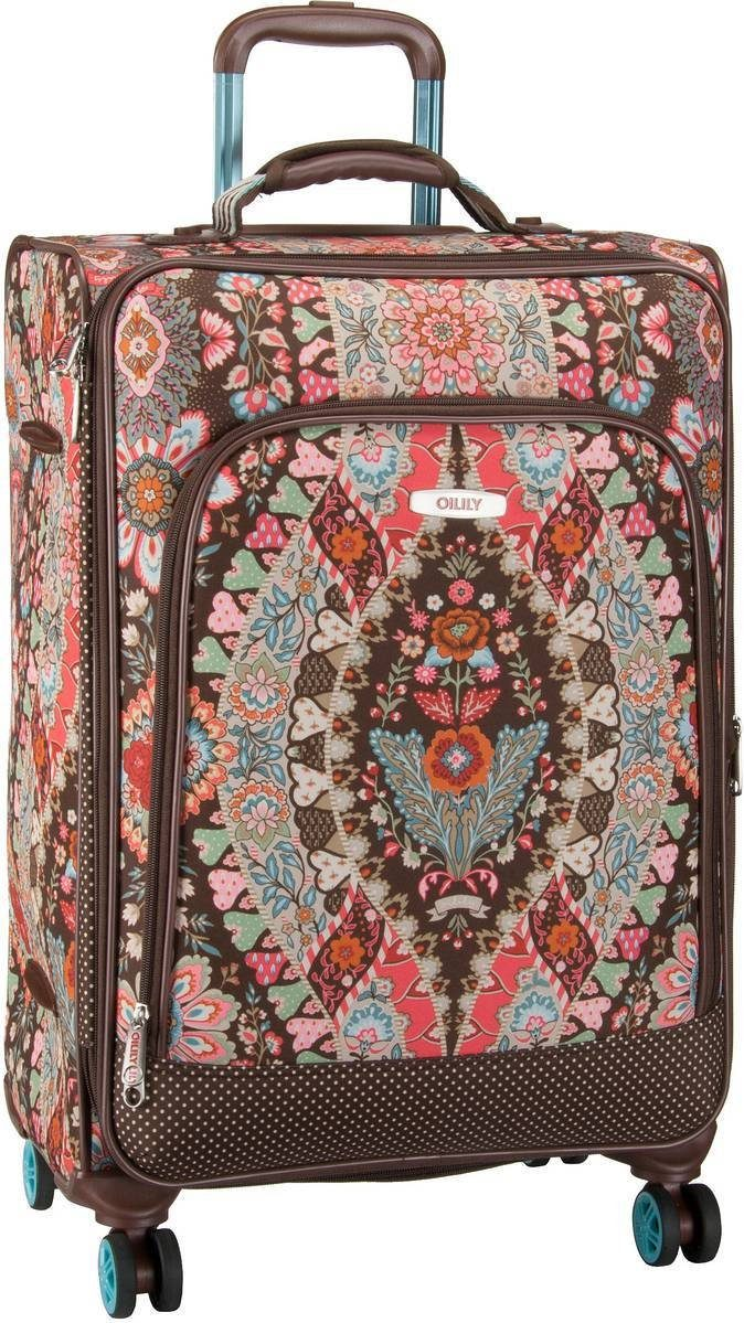 Oilily Travel M Trolley Spinner