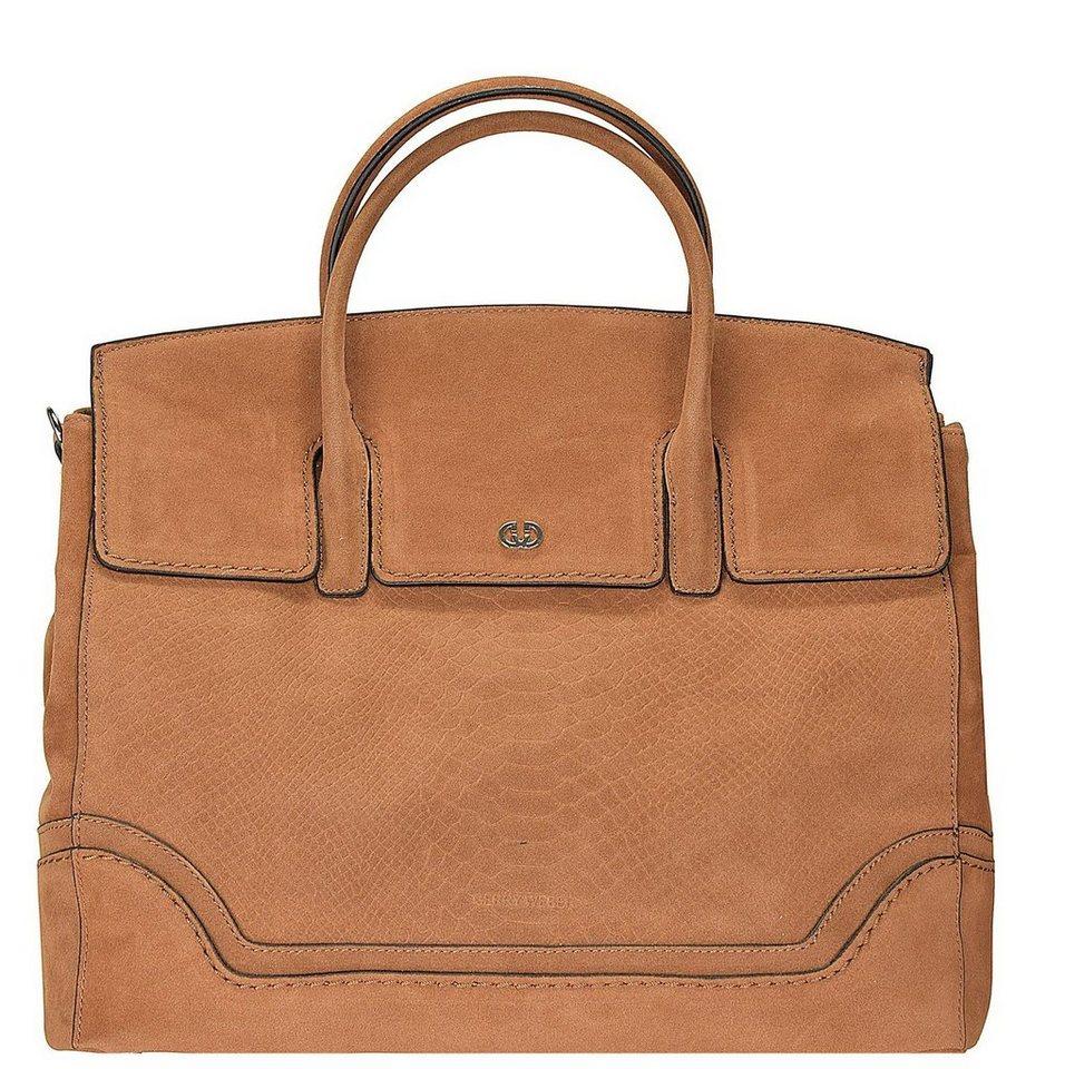 Gerry Weber Running Shopper Tasche 33 cm in cognac