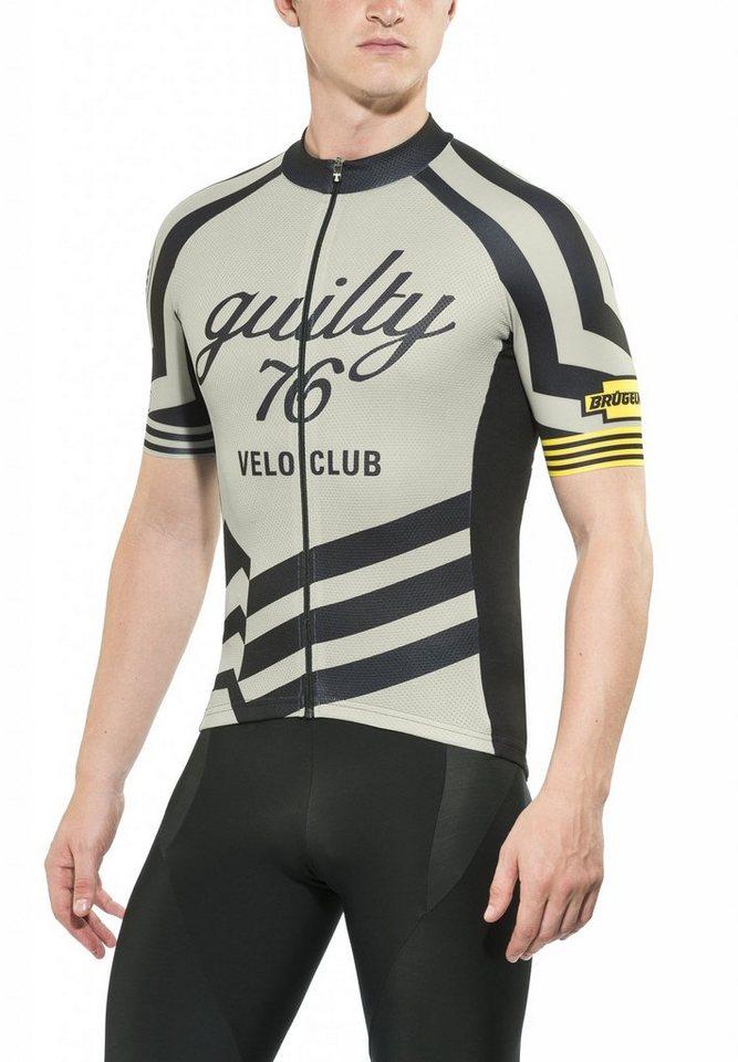 guilty 76 racing Radtrikot »Velo Club Pro Race Jersey Men« in grau