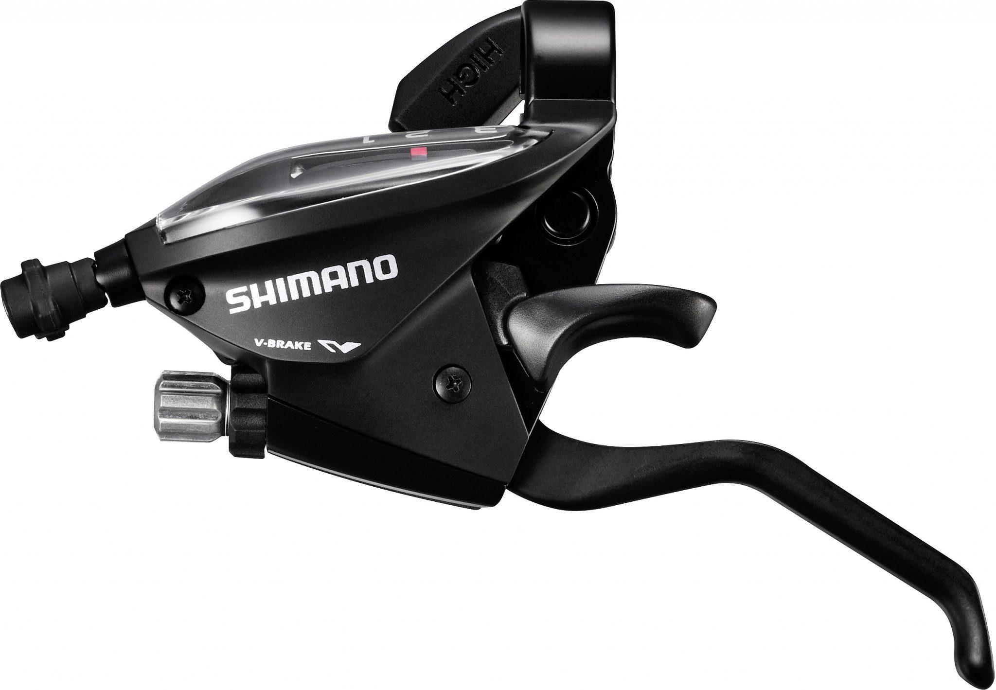 Shimano Schaltung »ST-EF510-2 Schalt-/Bremshebel VR 3-fach«