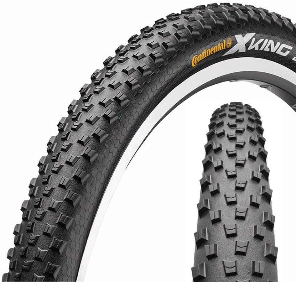 Continental Fahrradreifen »X-King 2.4 Sport 27,5 Zoll Draht Skin«