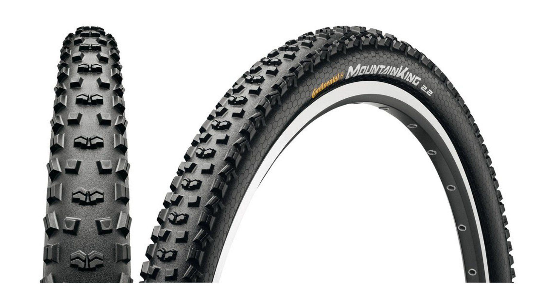 Continental Fahrradreifen »Mountain King 2.2 Sport 27,5 Zoll Draht Skin«