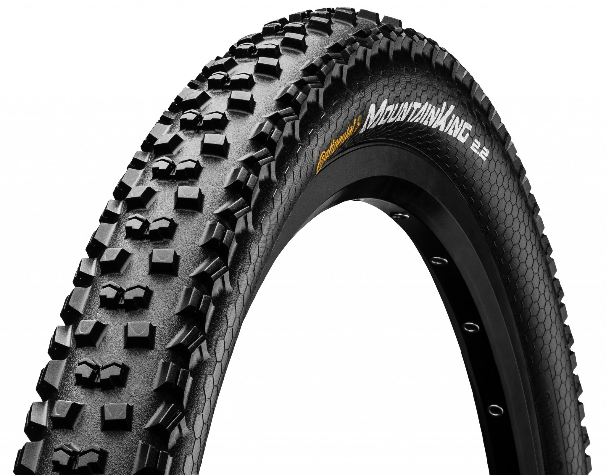 CONTINENTAL Fahrradreifen »Mountain King II 2.2 Sport 29 Zoll Draht Skin«