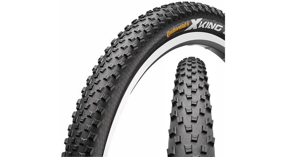 Continental Fahrradreifen »X-King 2.2 Sport 29 Zoll Draht Skin«