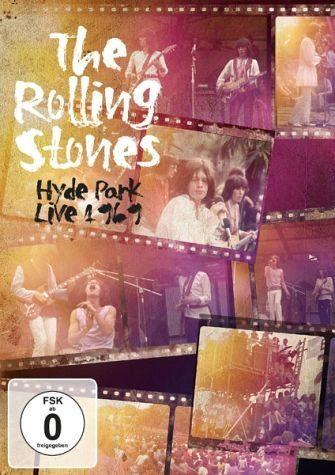 DVD »Hyde Park Live 1969«