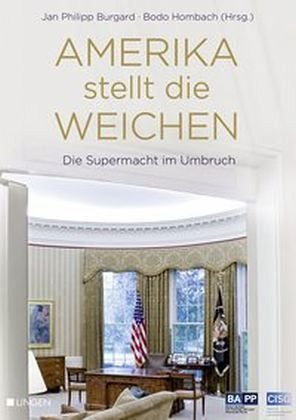 Gebundenes Buch »Amerika stellt die Weichen«