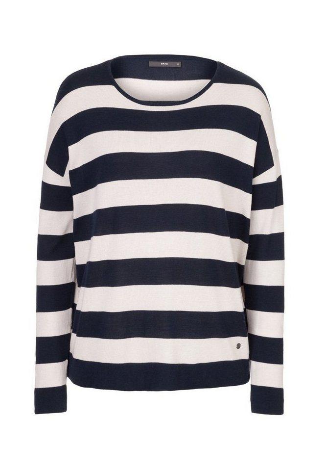 BRAX Pullover »LIZ« in MARINE