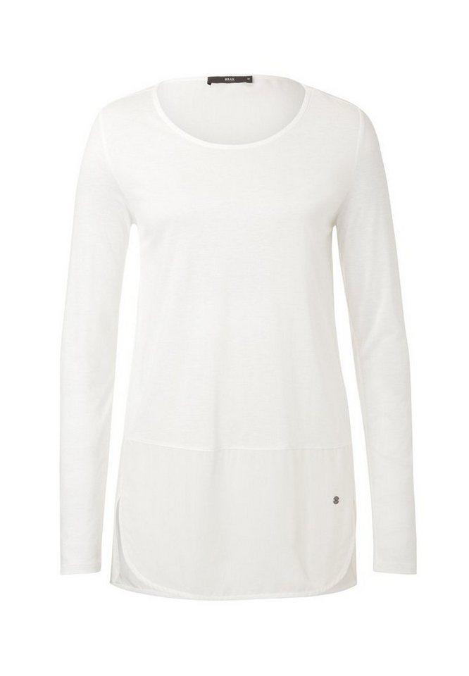 BRAX Bluse »VANDA« in OFF WHITE