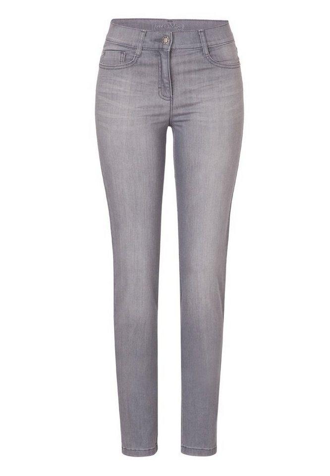 BRAX Jeans »SHAKIRA« in STEEL GREY