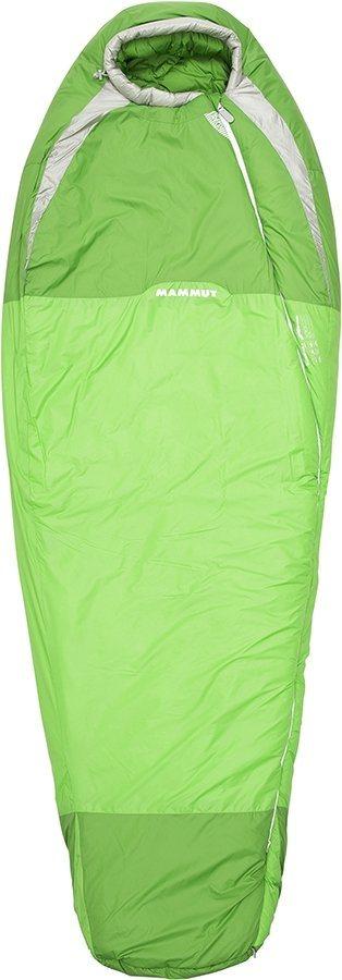Mammut Schlafsack »Kompakt 3-Season 210 L Sleeping Bag« in grün