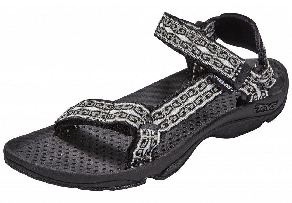 Teva Sandale »Hurricane 3 Shoes Women Mini Denim Black« in schwarz