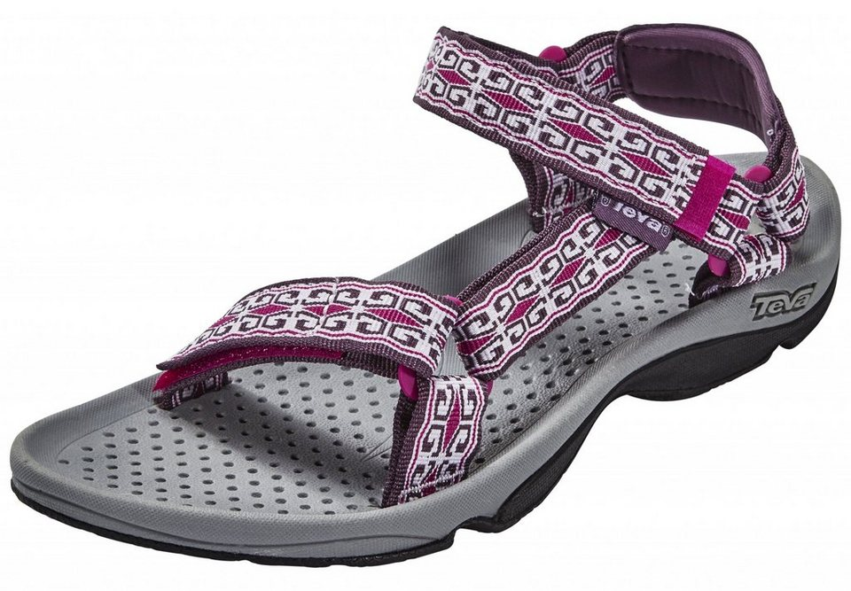 Teva Sandale »Hurricane 3 Shoes Women Mini Denim Purple« in pink