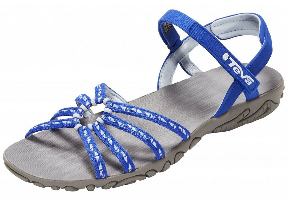 Teva Sandale »Kayenta Sandal Women Cascade Blue« in blau