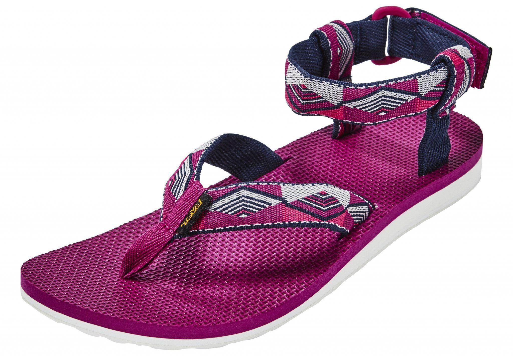 Teva Sandale »Original Sandals Women Pyramid Raspberry«