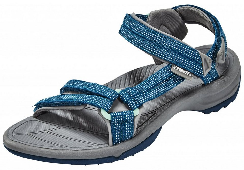 Teva Sandale »Terra Fi Lite Sandals Women City Lights Blue« in petrol