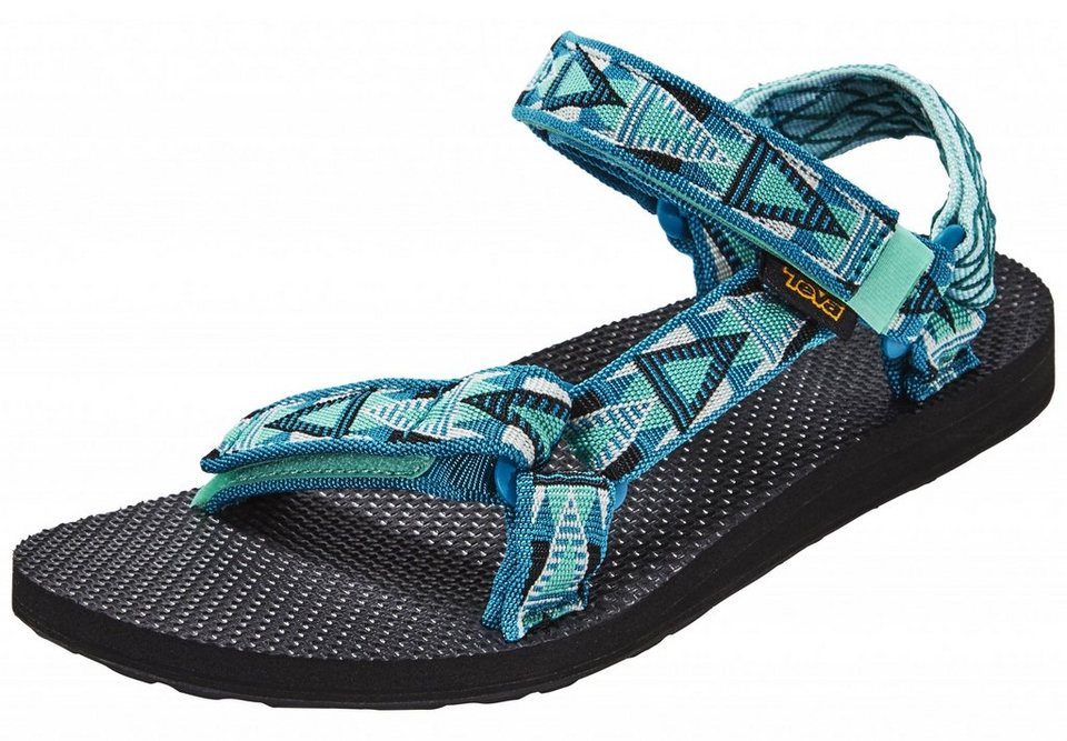 Teva Sandale »Original Universal Sandals Women Mashup Teal« in petrol
