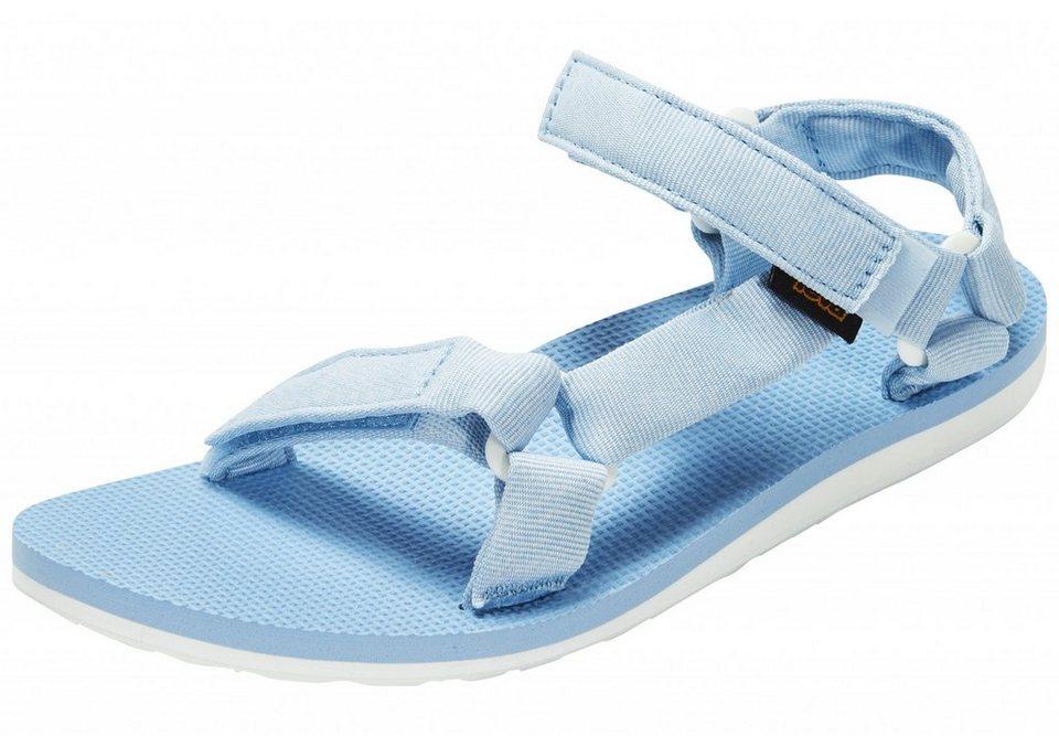 Teva Sandale »Original Universal Sandals Women Marled Blue« in blau