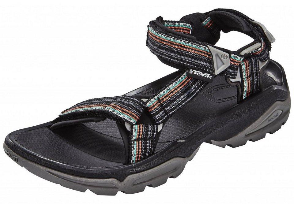 Teva Sandale »Terra Fi 4 Sandals Women La Manta Black« in schwarz