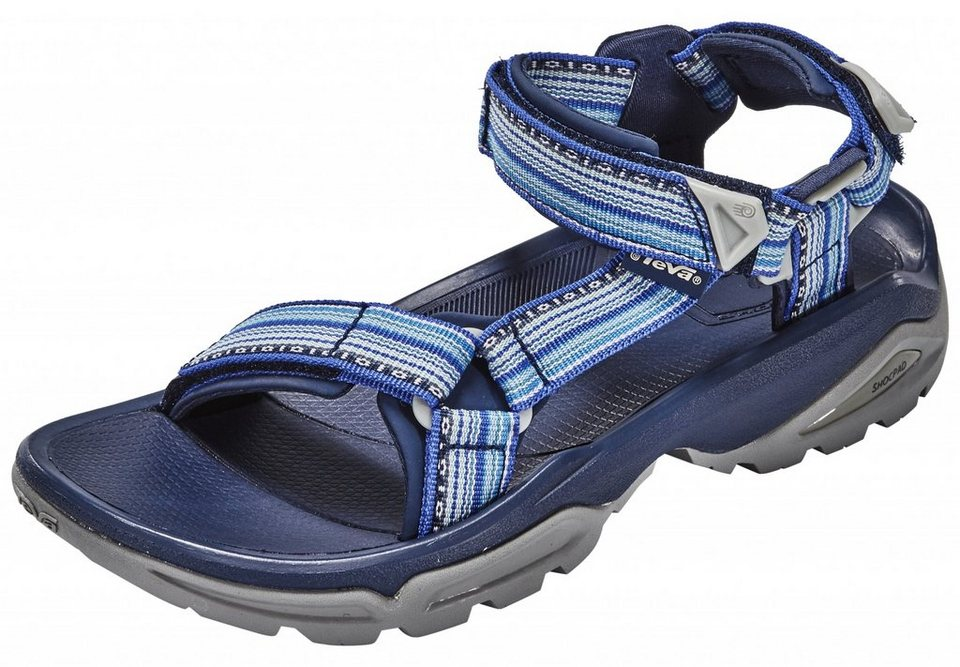 Teva Sandale »Terra Fi 4 Sandals Women« in blau