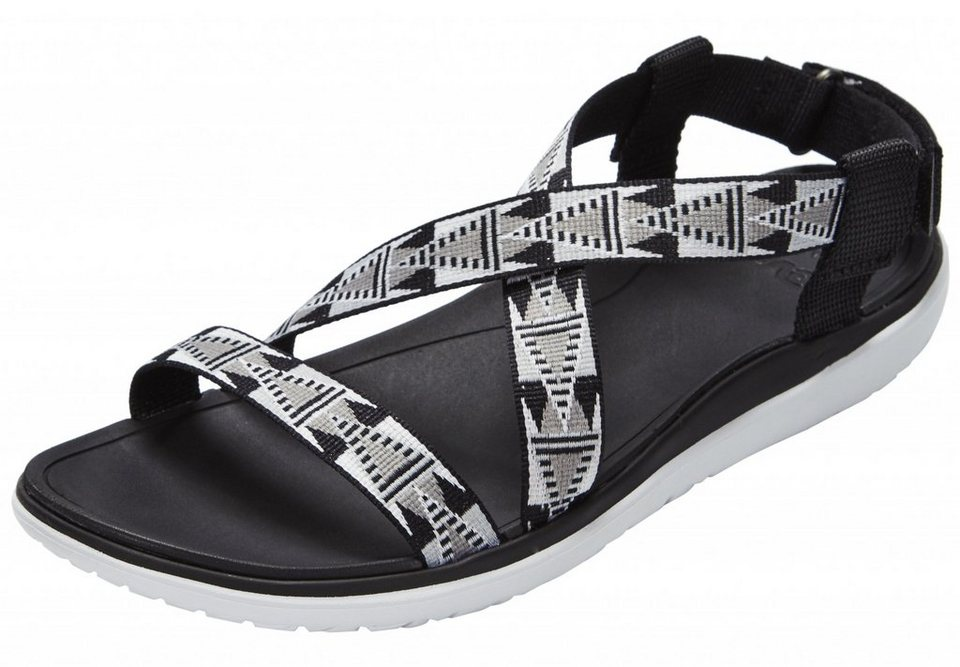 Teva Sandale »Terra-Float Livia Sandals Women« in schwarz