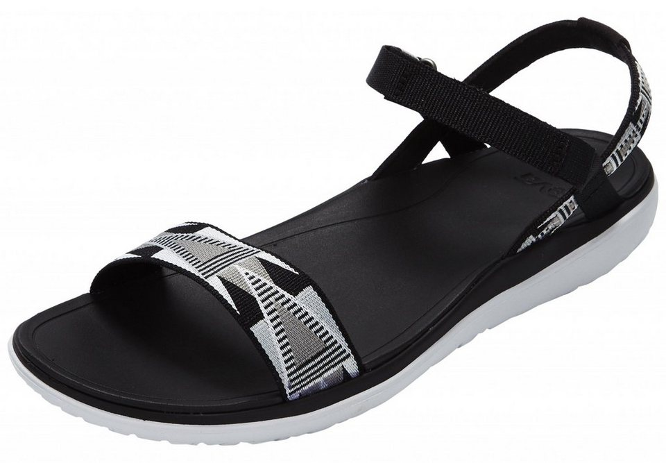 Teva Sandale »Terra-Float Nova Sandals Women« in schwarz
