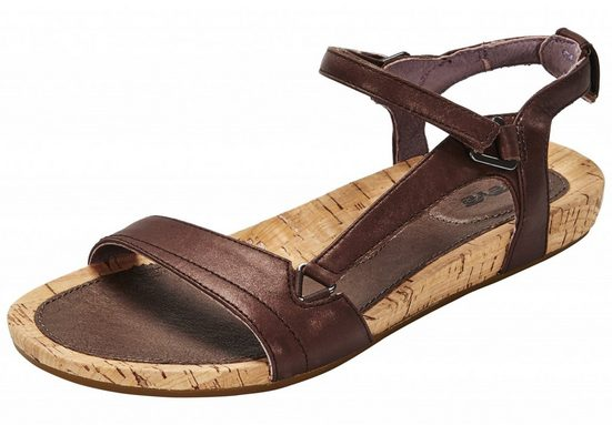 Teva Sandale Capri Universal Sandals Women Pearlized Chocolate