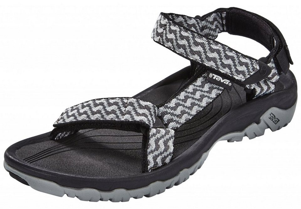 Teva Sandale »Hurricane XLT Sandals Women Abysses Grey« in grau