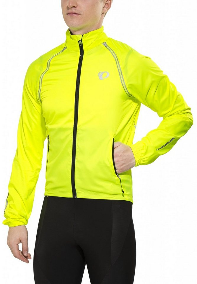 Pearl Izumi Radjacke »ELITE Barrier Convertible Jacket Men« in gelb