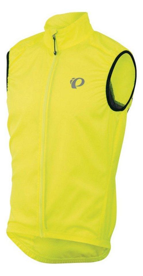 PEARL iZUMi Weste »Elite Barrier Vest Men« in gelb