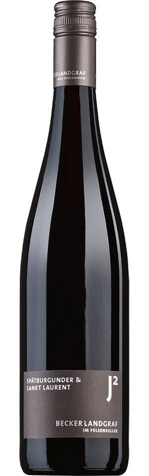 Rotwein aus Deutschland, 13,0 Vol.-%, 75,00 cl »2014 Spätburgunder & St. Laurent J2«