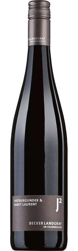 Rotwein aus Deutschland, 13,0 Vol.-%, 75,00 cl »2014 Spätburgunder & St. Laurent«