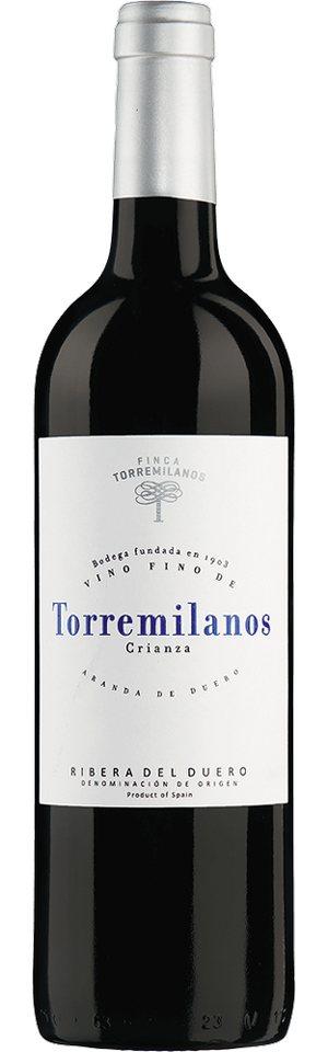 Rotwein aus Spanien, 14,0 Vol.-%, 75,00 cl »2012 Torremilanos Crianza«
