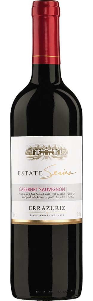 Rotwein aus Chile, 13,5 Vol.-%, 75,00 cl »2013 Cabernet Sauvignon Estate Series«