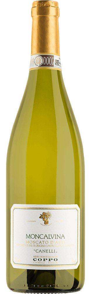 Weisswein aus Italien, 5,0 Vol.-%, 75,00 cl »2015 Moncalvina Canelli«