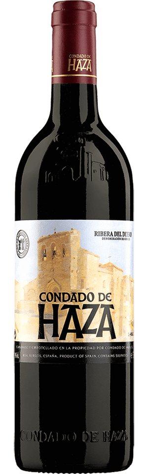 Rotwein aus Spanien, 14,0 Vol.-%, 75,00 cl »2012 Condado de Haza«