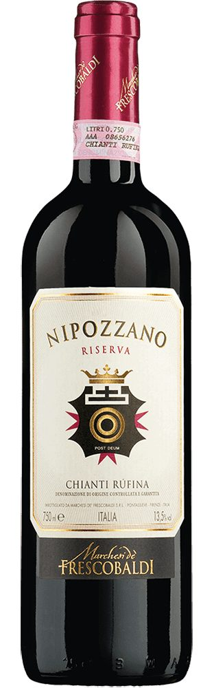 Rotwein aus Italien, 13,0 Vol.-%, 75,00 cl »2012 Nipozzano Riserva«