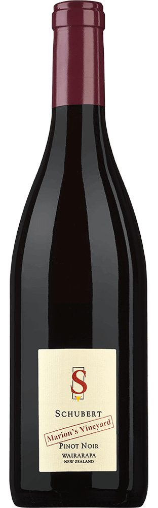 Rotwein aus Neuseeland, 14,0 Vol.-%, 75,00 cl »2012 Pinot Noir Marion's Vineyard«