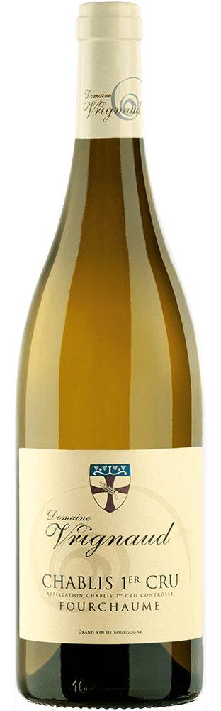 Weisswein aus Frankreich, 13,0 Vol.-%, 75,00 cl »2014 Chablis Fourchaume«