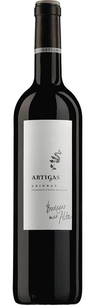 Rotwein aus Spanien, 15,5 Vol.-%, 75,00 cl »2012 Artigas«