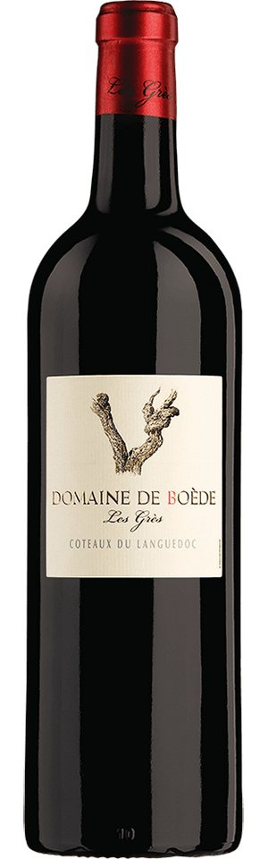 Rotwein aus Frankreich, 15,0 Vol.-%, 75,00 cl »2014 Les Grès«