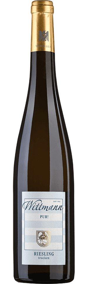 Weisswein aus Deutschland, 12,5 Vol.-%, 75,00 cl »2014 Riesling Pur!«