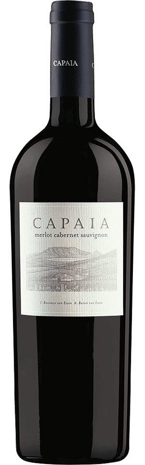 Rotwein aus Südafrika, 14,0 Vol.-%, 75,00 cl »2011 Merlot Cabernet Sauvignon«