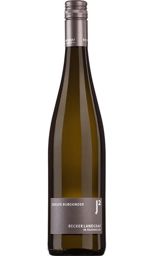 Weisswein aus Deutschland, 12,0 Vol.-%, 75,00 cl »2015 Grauburgunder Trocken«