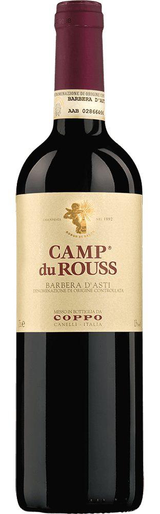 Rotwein aus Italien, 14,0 Vol.-%, 75,00 cl »2012 Camp du Rouss«