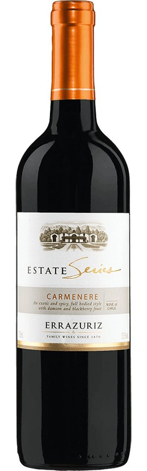 Rotwein aus Chile, 13,5 Vol.-%, 75,00 cl »2014 Carmenère Estate Series«