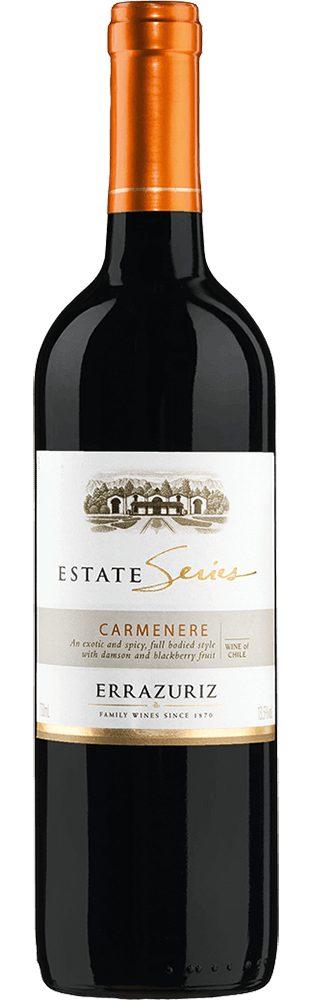 Rotwein aus Chile, 13,5 Vol.-%, 75,00 cl »2014 Carmenère Estate Series«