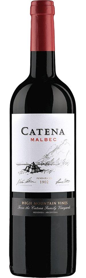 Rotwein aus Argentinien, 13,5 Vol.-%, 75,00 cl »2014 Malbec Catena«